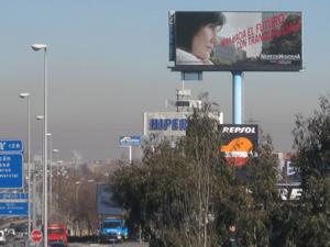 Publicidad LED NorteHispana