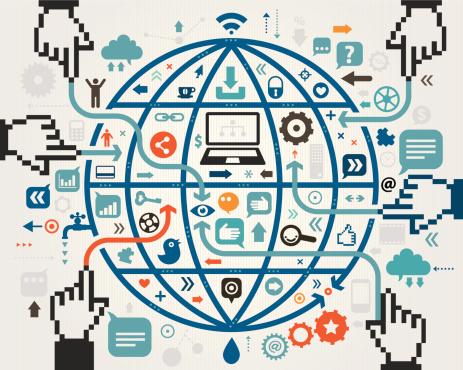 Presencia de las redes sociales de las aseguradoras