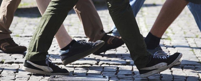 ventajas de caminar