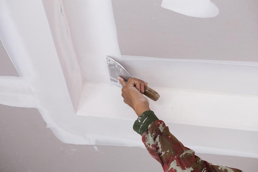 Reparación de goteras en el techo