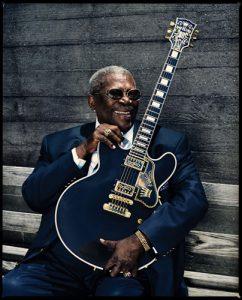 Lucille, la guitarra de B.B.King