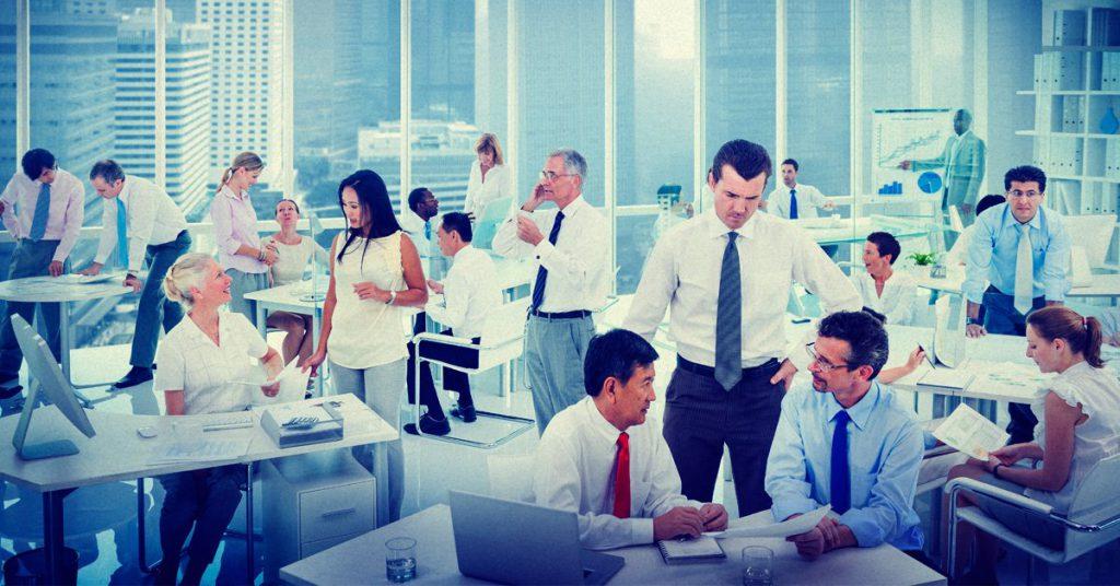 combatir sedentarismo oficina
