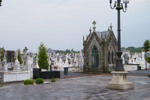 Cementerio de San Froilán