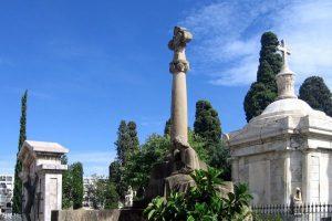 cementerio de Sitges
