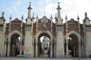 cementerio de la Almudena de Madrid