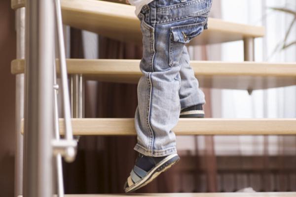 Las caídas y golpes de los niños