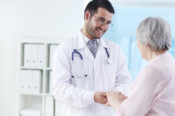Los chequeos médicos en la tercera edad
