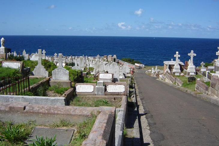 Descubre los cementerios más bonitos