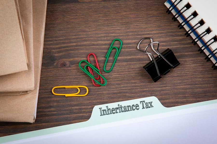 impuestos herencia