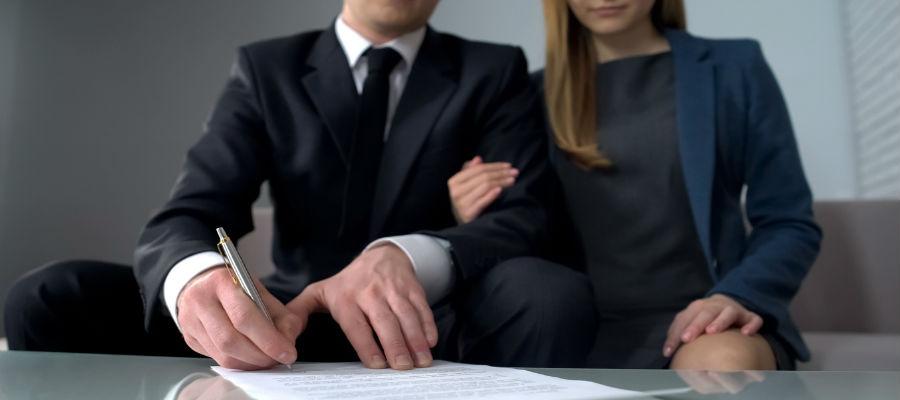 Pasos para solicitar el certificado de últimas voluntades