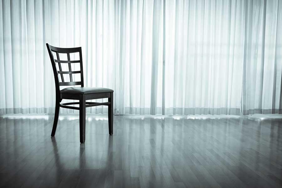 la silla vacía