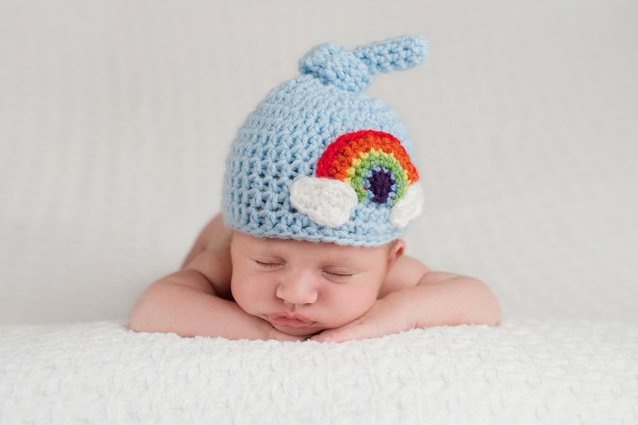 Los bebés arcoíris o estrella
