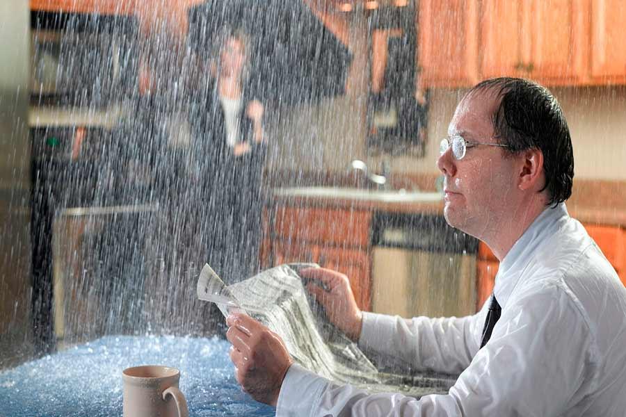 Detectar fugas de agua en casa