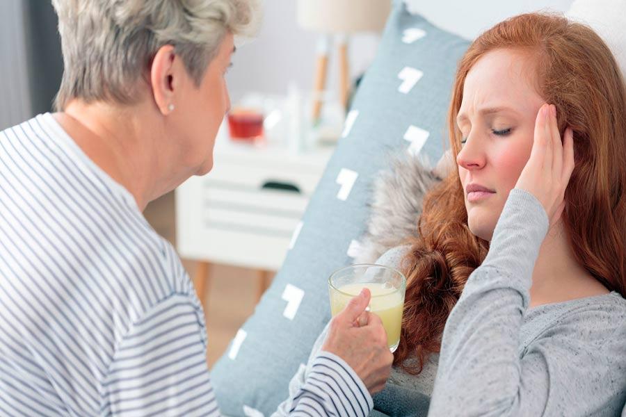 Remedios caseros contra el dolor de cabeza
