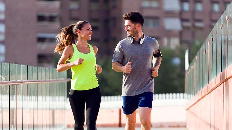 actividades y deporte aerobico