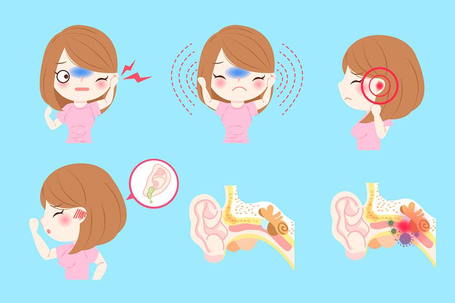 síntomas y tratamiento de la otitis externa