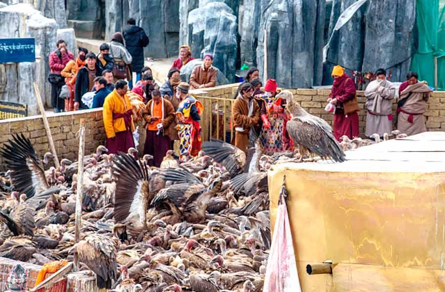entierro celestial tibet