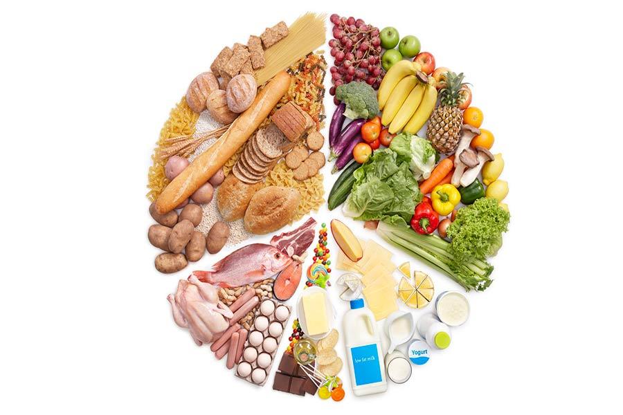 alimentos con macronutrientes