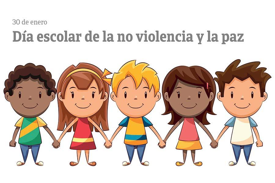 día de la paz en el colegio