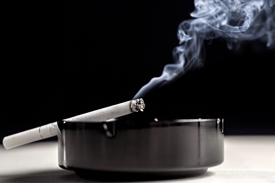qué es un fumador pasivo