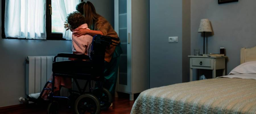 cuidados paliativos enfermo terminal