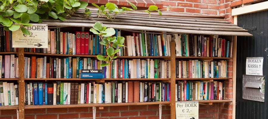 tienda de libros de segunda mano