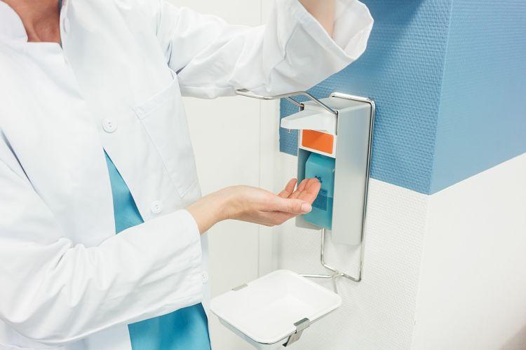 Medidas de prevención de riesgos laborales en hospitales
