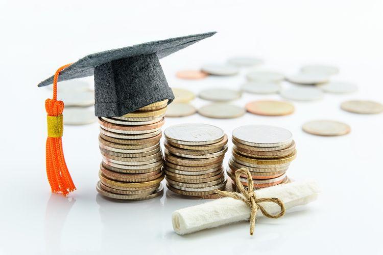 El precio medio para estudiar un master en España por comunidades autónomas.