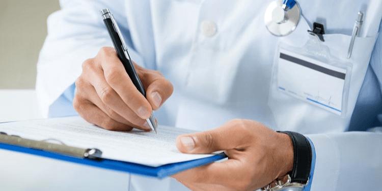 Solicitar el certificado médico de defunción