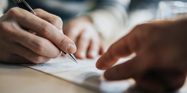 El testamento ológrafo y sus particularidades
